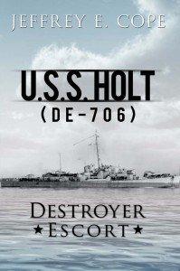 USS HOLT (DE-706) book cover